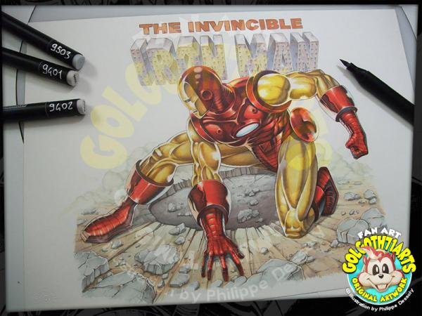 Fan Art Iron Man
