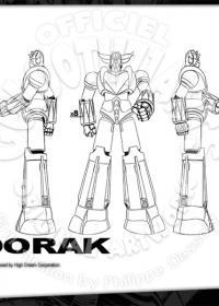 Figurine Goldorak 16