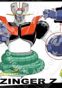 Figurine Mazinger 02