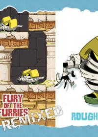 Concept Art fury of the Furries