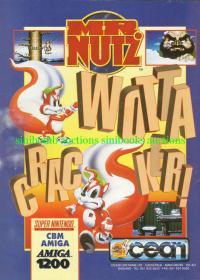 Mr Nutz boite Amiga 1200