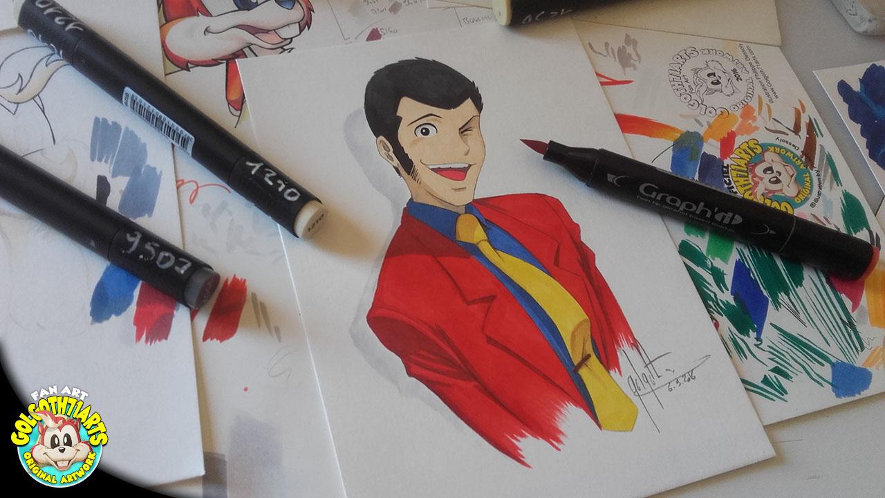 Edgar de la cambriole Lupin 3
