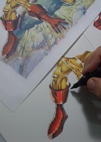 Iron Man 34