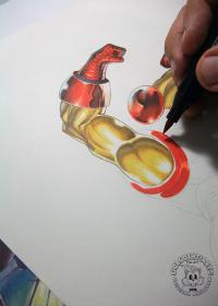 Iron Man 57c