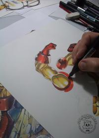 Iron Man 57d