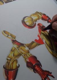 Iron Man 57f