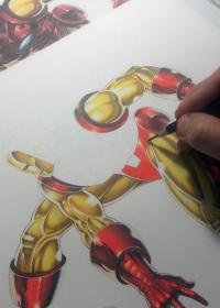 Iron Man 58
