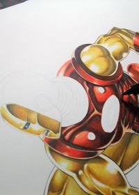 Iron Man 72