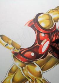 Iron Man 74