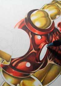 Iron Man 76
